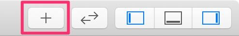 ライブラリ表示ボタン